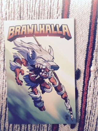 Loot Crate July 2015 Brawlhalla Game Download