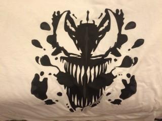 My Geek Box September 2015 Venom TShirt