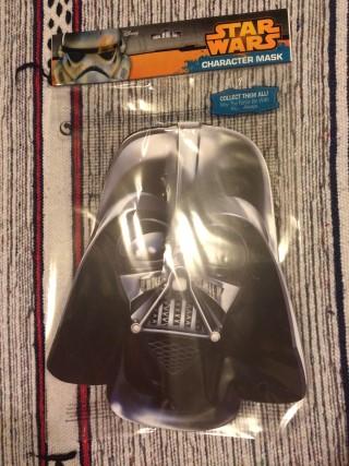 My Geek Box September 2015 Darth Vader Mask