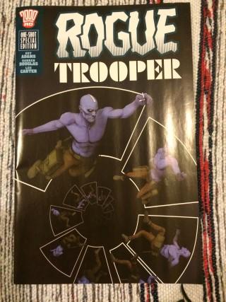 My Geek Box September 2015 RogueTrooper