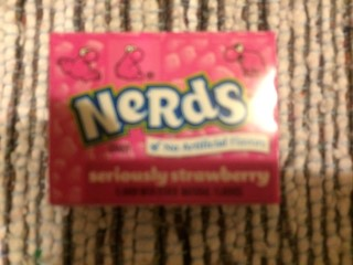 My Geek Box September 2015 Nerds