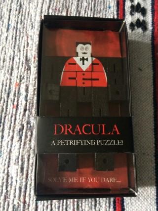 My Geek Box October 2015 Dracula Puzzle