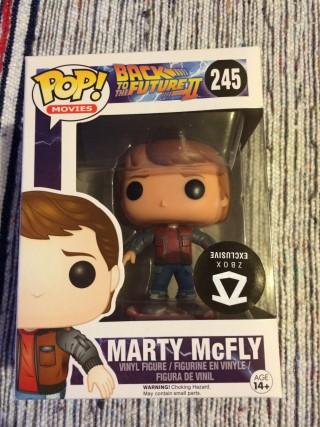 Zavvi ZBox October 2015 Marty McFly