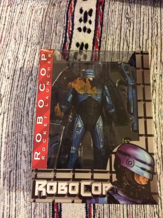Cosmic Toy Box February 2016 Neca Robocop Figure