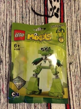 Cosmic Toy Box February 2016 Lego Mixels Gurggle