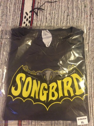 Lootchest March 2016 Songbird TShirt