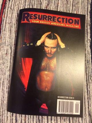 Slobberknocker Box March 2016 Resurrection Magazine