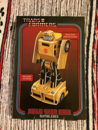 Thingamabox March 2016 Build Your Own Bumblebee