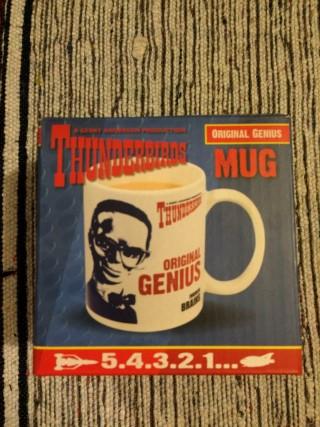 Thingamabox March 2016 Thunderbirds Mug