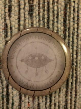 Thingamabox March 2016 UFO Magnet