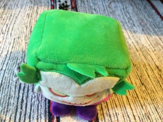 Zavvi ZBox April 2016 The Joker Kawaii Cube