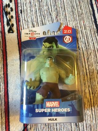 Zavvi ZBox June 2016 Hulk Figure
