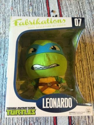 Zavvi ZBox June 2016 Leonardo Plush