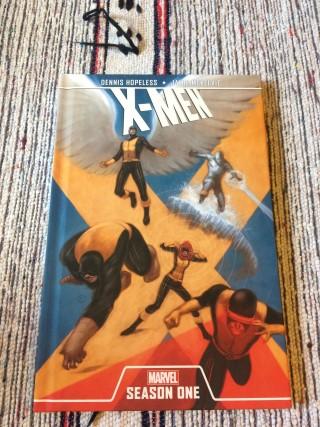 Zavvi ZBox June 2016 XMen Comic Collection